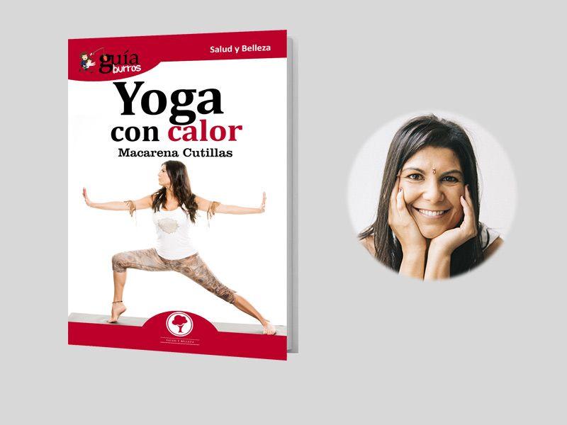 Lanzamiento GuiaBurros: Yoga con Calor