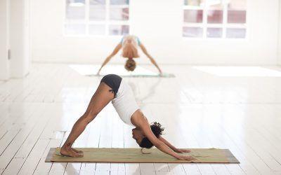 Cerca del 12% de los españoles practica Yoga
