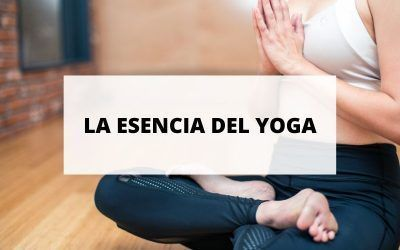 Descubre la verdadera esencia del yoga