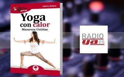 Macarena Cutillas habla sobre su libro de hot yoga en 'Colaborum'